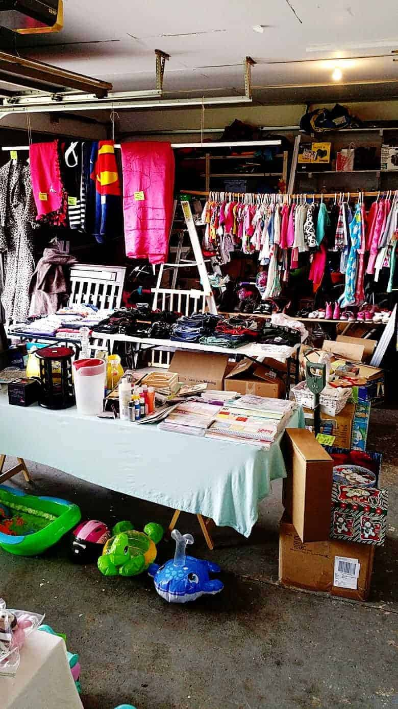 9 Garage Sale Tips For The Most Successful Garage Sale