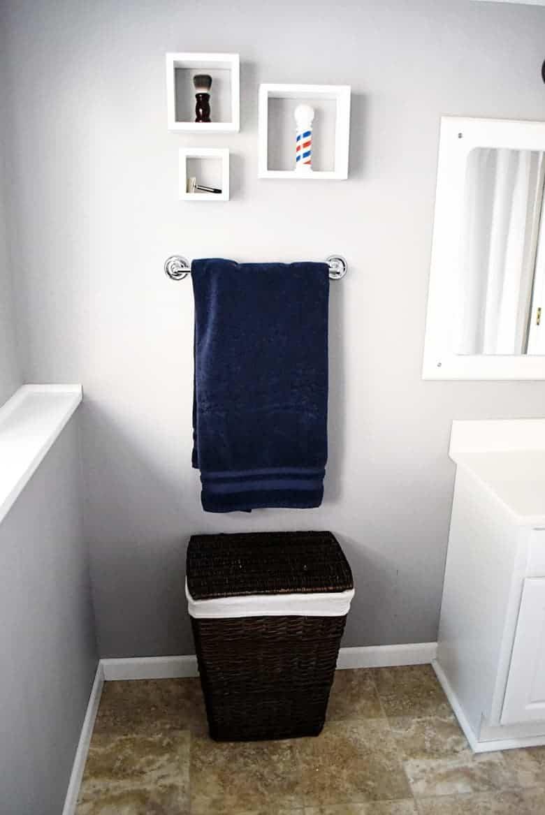 Thrift Diy Shower Curtain